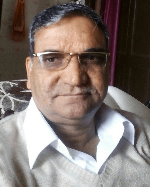 V.P.Verma, Founder athenaartarena.com cartoonist artist painter